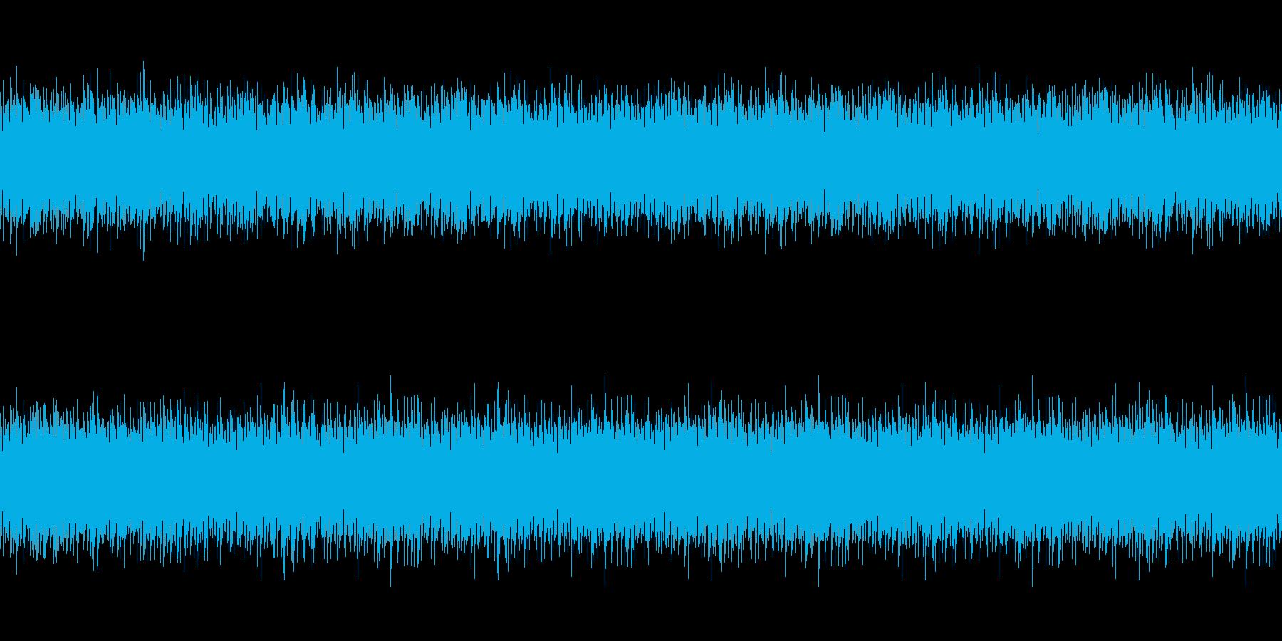 無敵ハッピー エレクトロ疾走感 ループの再生済みの波形