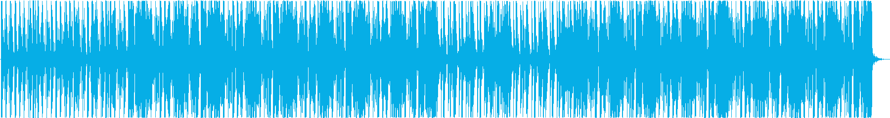 ファンク、背景の再生済みの波形