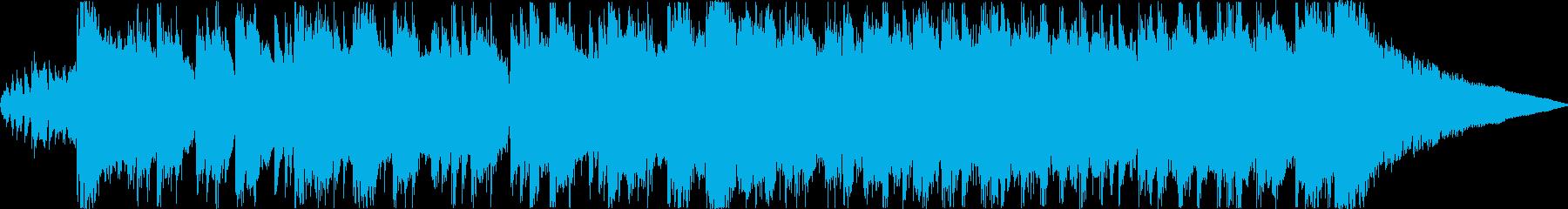 速くて楽しいインディーロックトラッ...の再生済みの波形