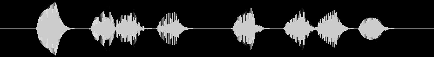 ピロリロ②(場面転換・レベルUP・達成)の未再生の波形