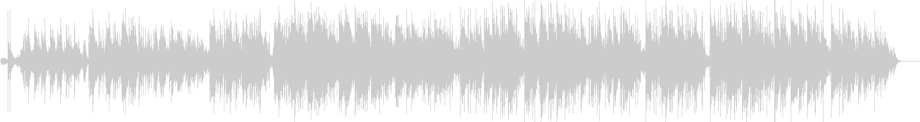 エレクトロニック センチメンタル ...の未再生の波形