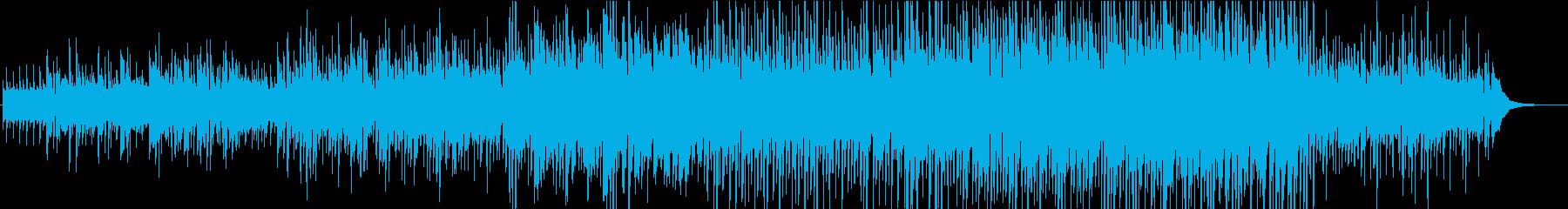 uguisuの再生済みの波形