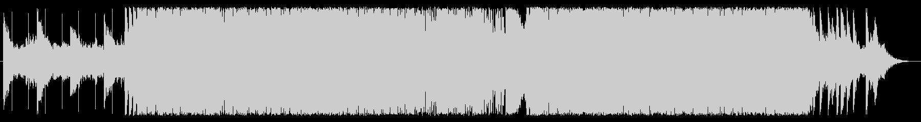 爽やかでワイワイしている曲-60秒の未再生の波形