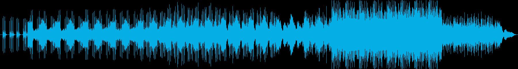 使用例下記にあり 壮大 美しい の再生済みの波形