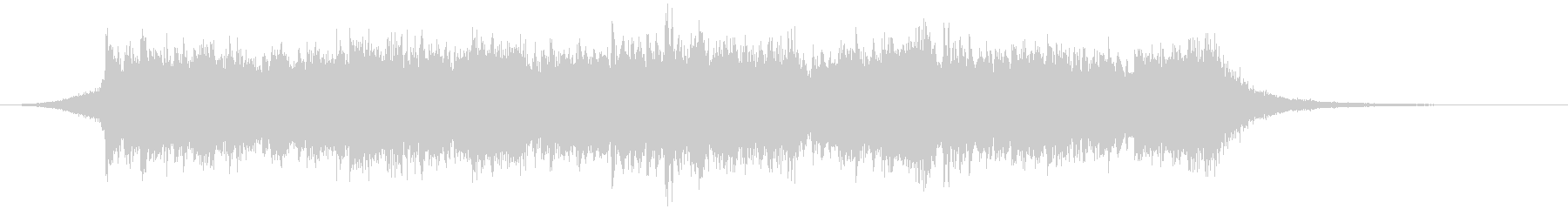 Cinematic Piano&Strings 5の未再生の波形
