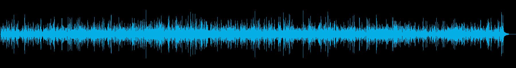 お洒落ジャズギター|店舗向け・映像・CMの再生済みの波形