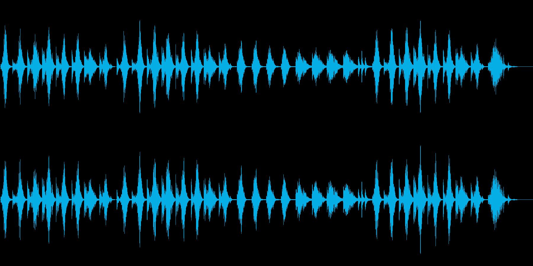 MORNING/モーニングの再生済みの波形
