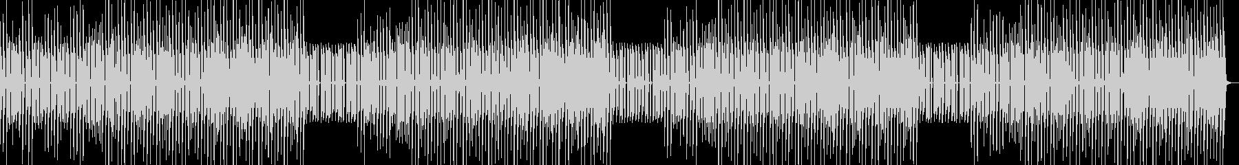 トレーニングの動画などに使えるBGMの未再生の波形