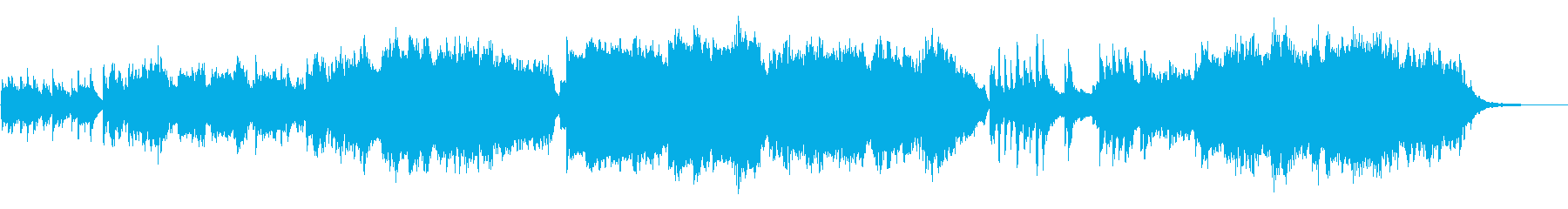 【生演奏】放課後のような懐かしいBGMの再生済みの波形