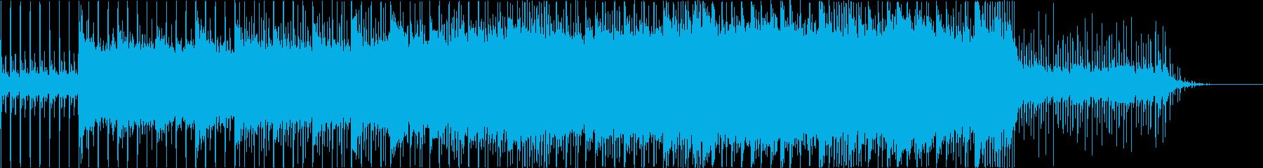 おしゃれ4の再生済みの波形