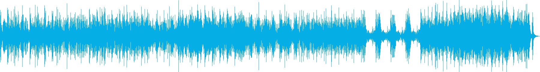 BGM that does not get in the way of technology's reproduced waveform