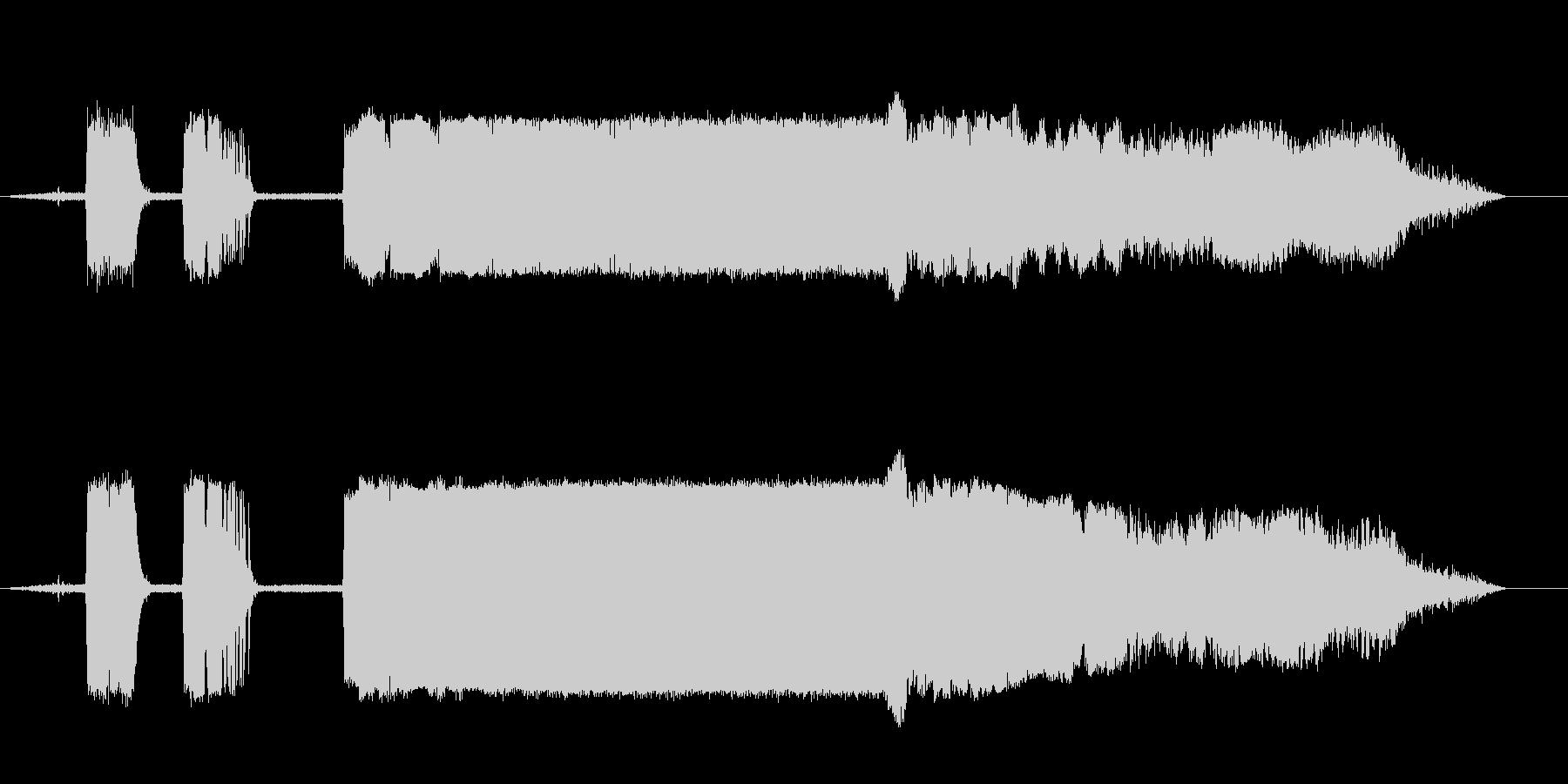 ビンテージフォーミュラ1;スタート...の未再生の波形