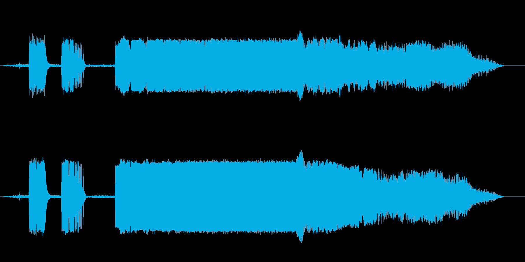 ビンテージフォーミュラ1;スタート...の再生済みの波形