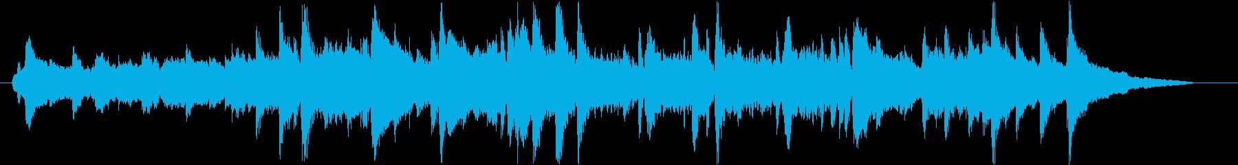 これは、フレンチスタイルと優しい弦...の再生済みの波形