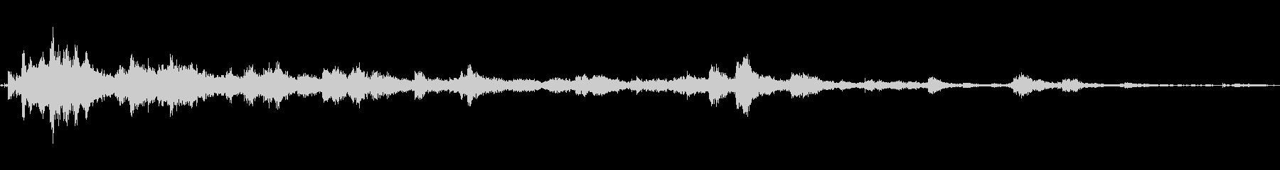 メタルポール:ラウドドロップ、バウ...の未再生の波形
