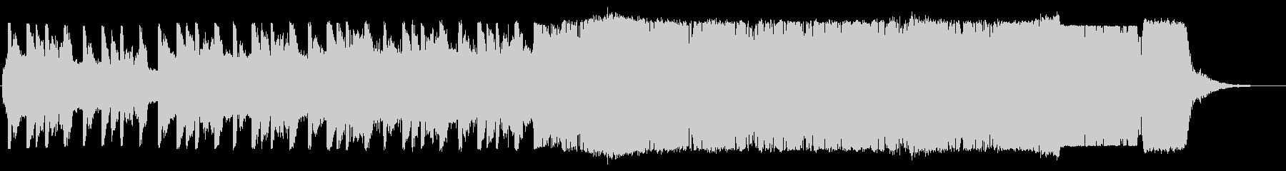 バラエティ/明るい/ノリノリ/軽快ロックの未再生の波形