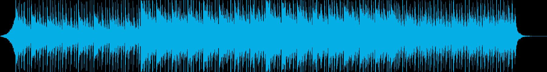 企業VPの再生済みの波形