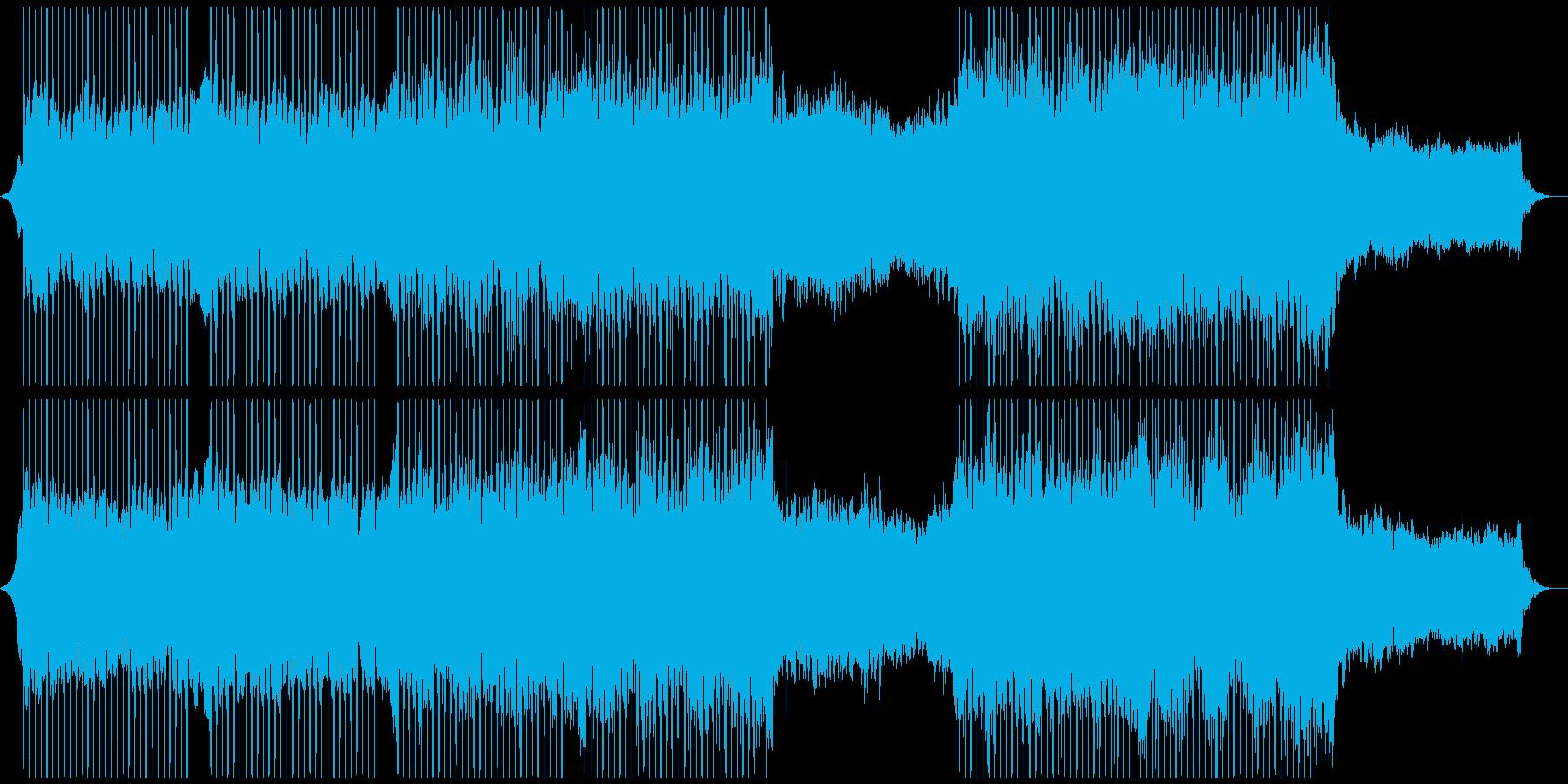 ラウンジ まったり コーポレート ...の再生済みの波形