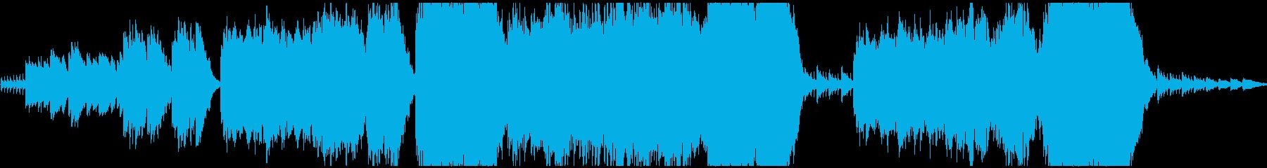クラシック 交響曲 ほのぼの 幸せ...の再生済みの波形