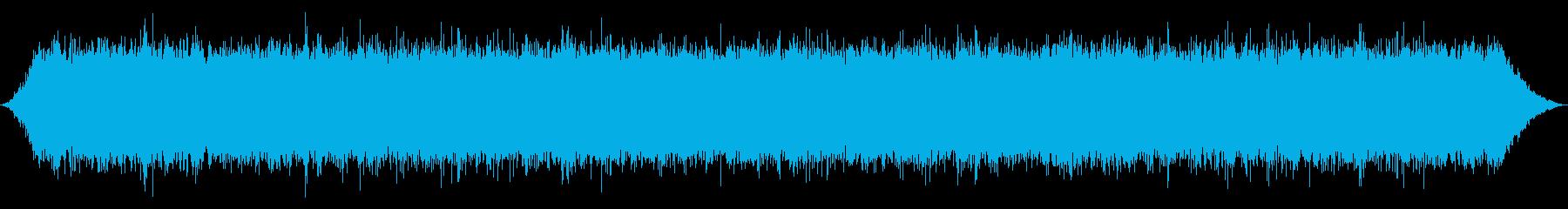 リバーラピッズ:岩の上の高速で重い...の再生済みの波形