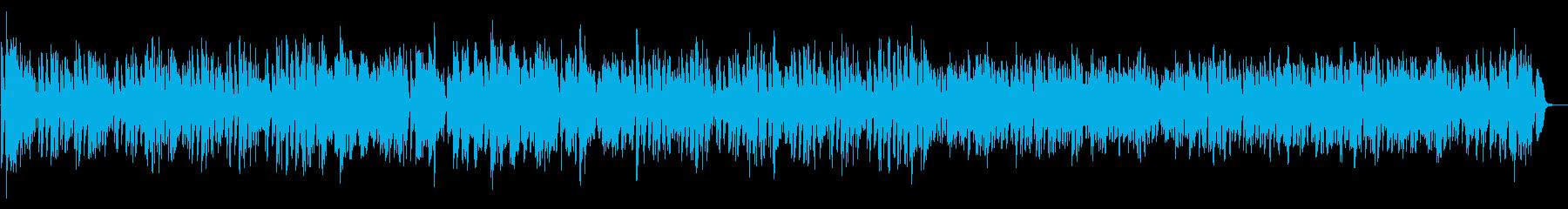 ボギー大佐 木琴とピアノ ホールの再生済みの波形