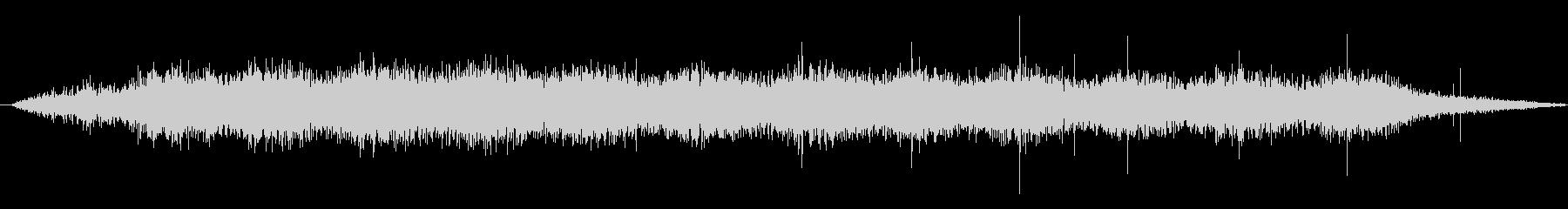オイ!オイ!歓声(ライブ,コンサート等)の未再生の波形