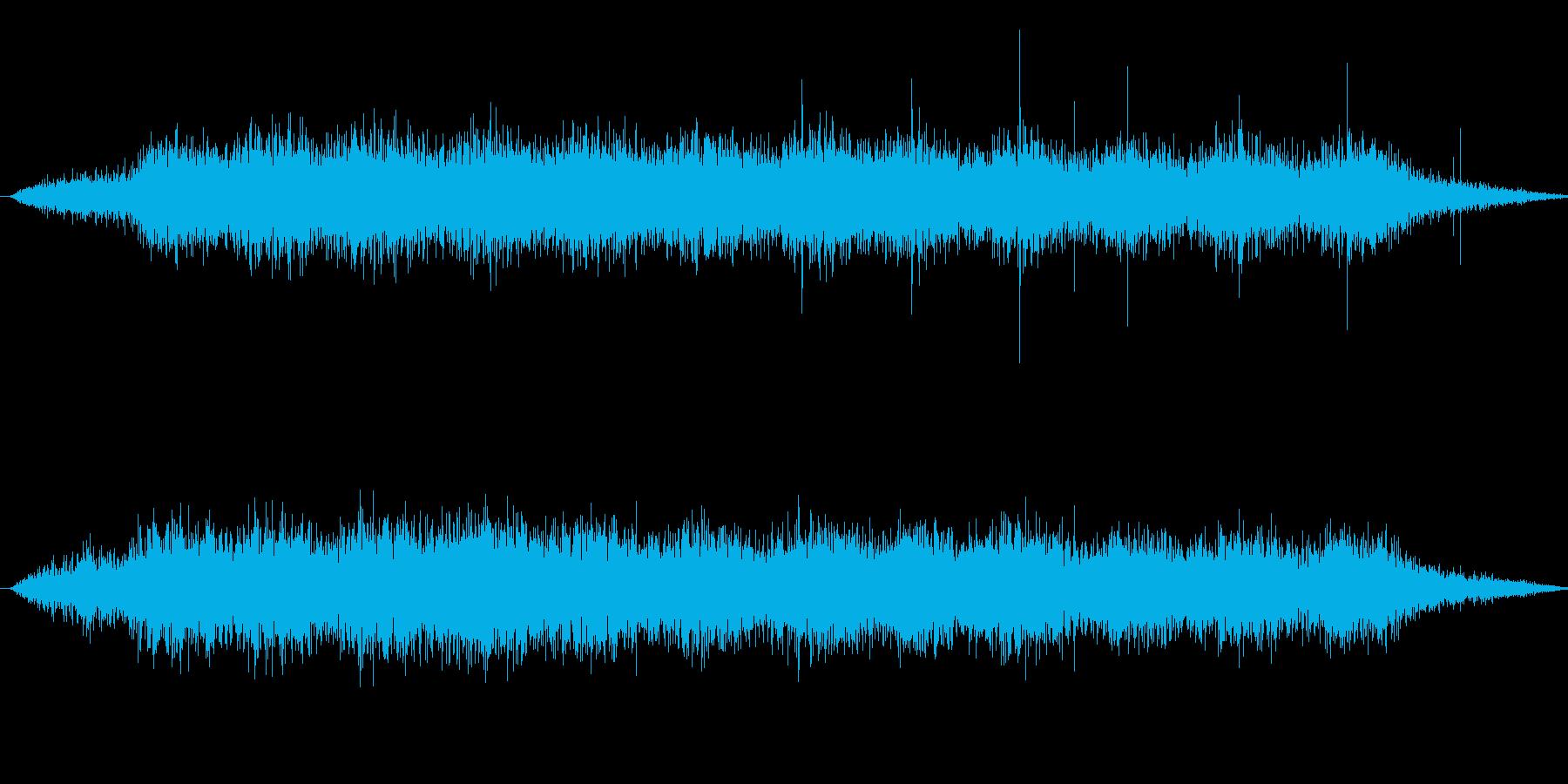 オイ!オイ!歓声(ライブ,コンサート等)の再生済みの波形