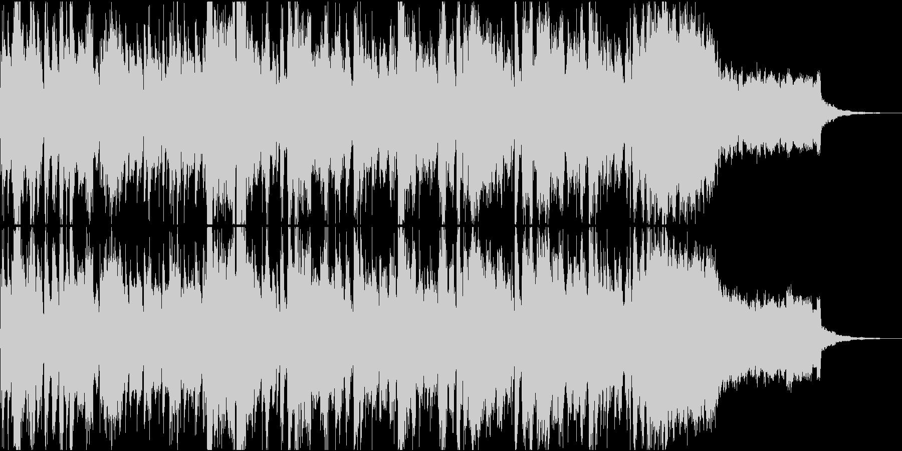 女性英ボーカルおしゃれなクラブ系30秒の未再生の波形