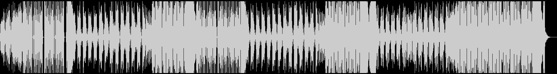 【洋楽風】ハイテンポ、ファンキー、ハウスの未再生の波形