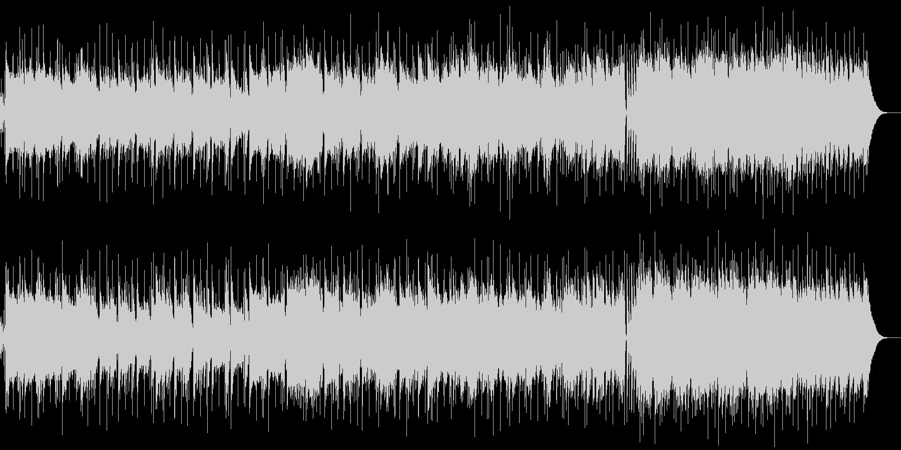 ギター生演奏アメリカンPOPSカントリーの未再生の波形