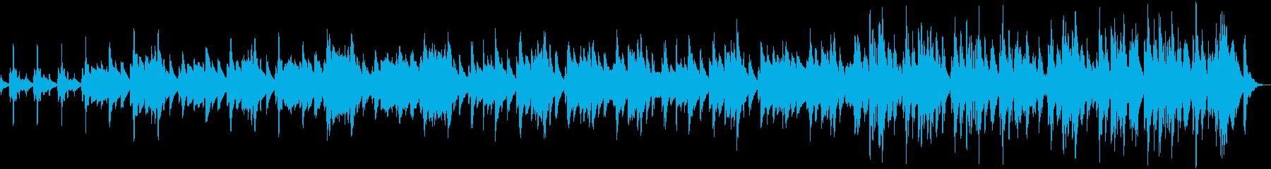 ビゼーのカルメン、ハバネラの妖しい編曲の再生済みの波形