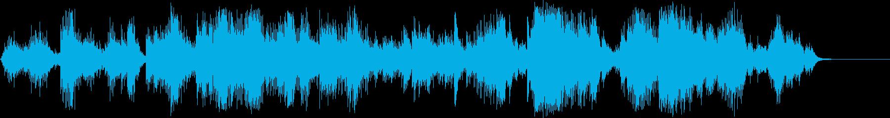 ガムラン 瞑想的 ミニマル 内省的 の再生済みの波形
