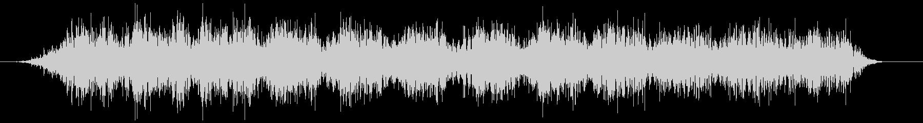 電気ポット 駆動音のみ(ブォォォン)の未再生の波形