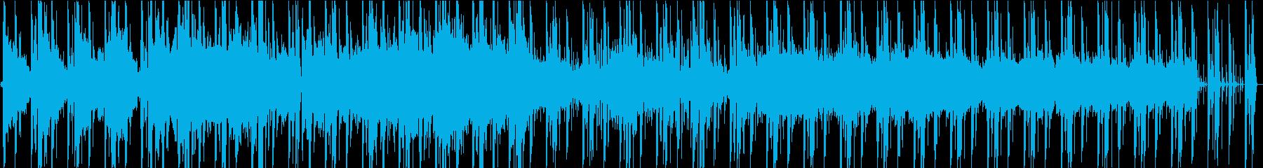 気楽に、真面目に行こうぜ的なファンクの再生済みの波形
