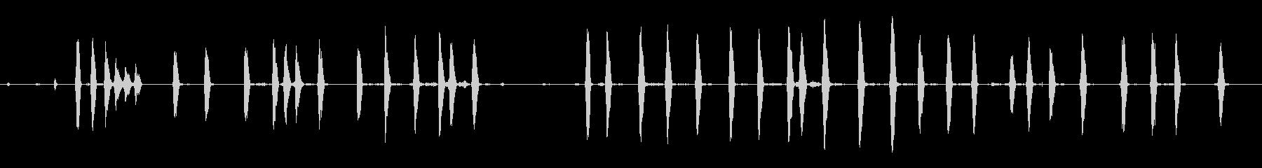 大型ウォッチドッグ:Barえるの未再生の波形