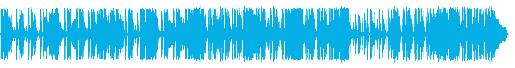ヘヴィロック センチメンタル 感情...の再生済みの波形