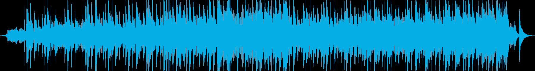 動画 説明的 静か やる気 ハイテ...の再生済みの波形