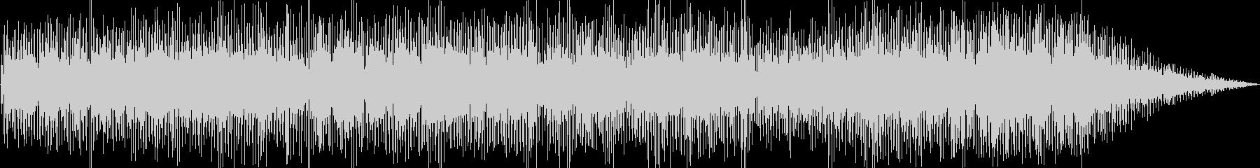 ソプラノサックスのメロディが可愛いボサの未再生の波形