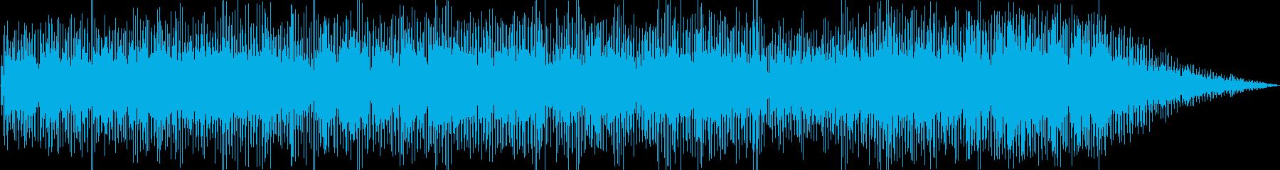 ソプラノサックスのメロディが可愛いボサの再生済みの波形