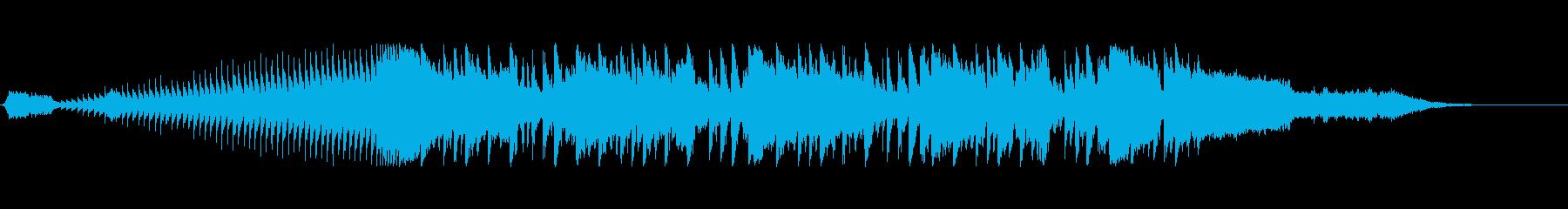 ブリットダンスIDベッドALTミックスの再生済みの波形