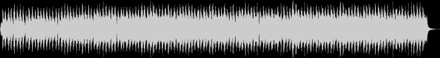 哀愁のあるオリジナルボサノバ曲の未再生の波形
