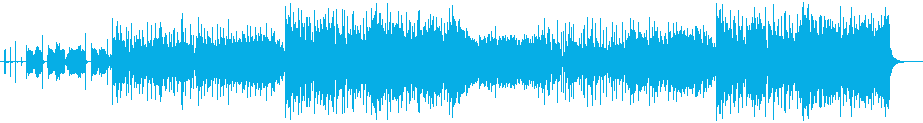 エレピとサックスで奏でるアダルトなR&Bの再生済みの波形
