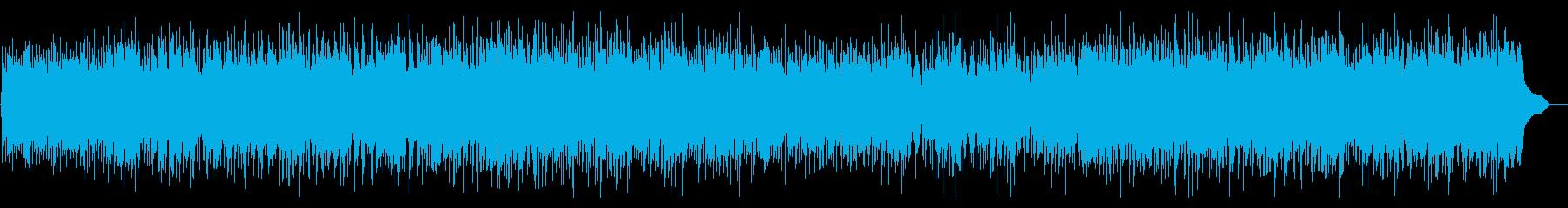 クラップ抜】アップテンポで陽気なウクレレの再生済みの波形
