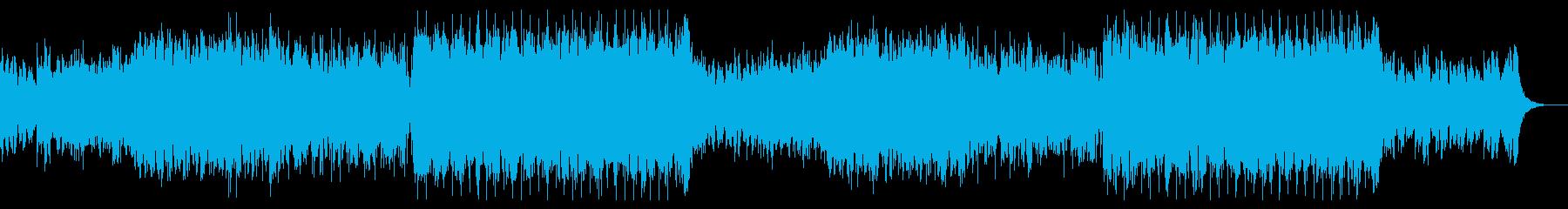 洋楽系トロピカルハウス 夏のビーチでチルの再生済みの波形