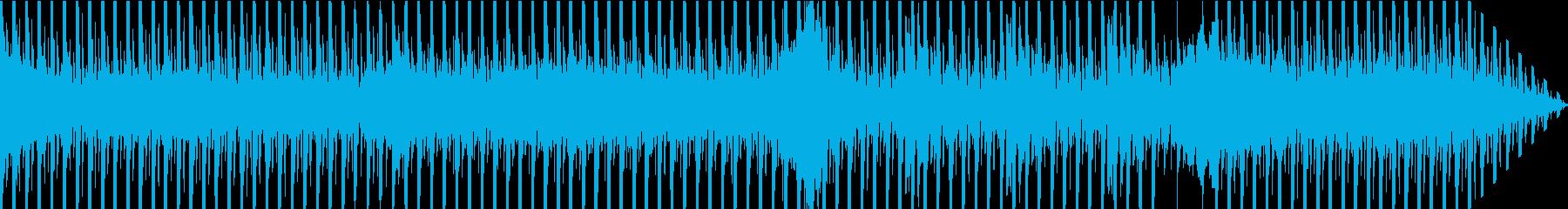 プログレッシブテック/ディープハウ...の再生済みの波形