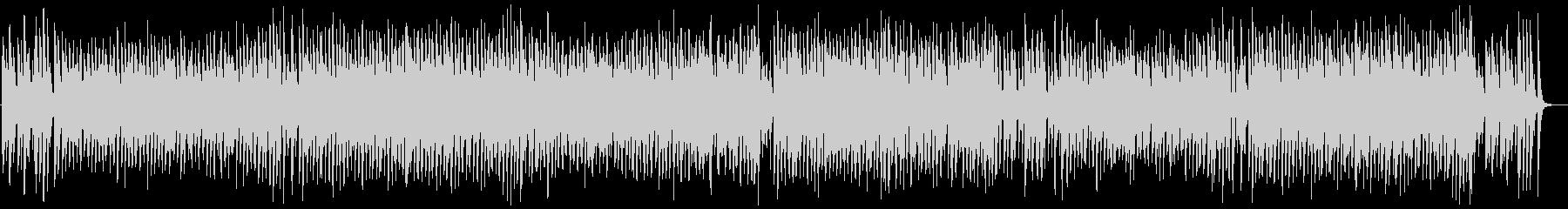 ジングルベル/ピアノトリオジャズの未再生の波形