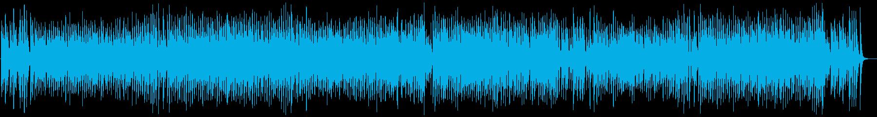 ジングルベル/ピアノトリオジャズの再生済みの波形