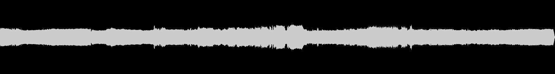 電気ノイズの未再生の波形