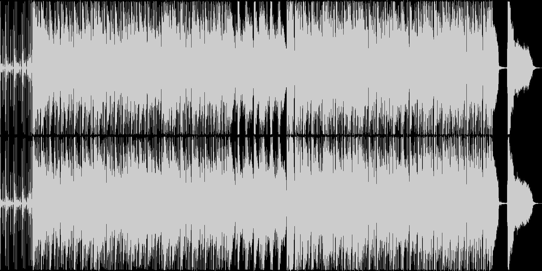 ソウル/ R&B /ファンク。テナ...の未再生の波形