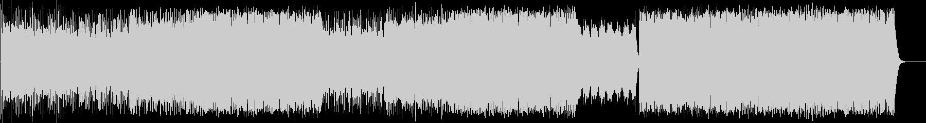 バイオリン/シンセ/808/ビート#2の未再生の波形